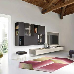 Lampo L5C39, Arredo moderno per soggiorno