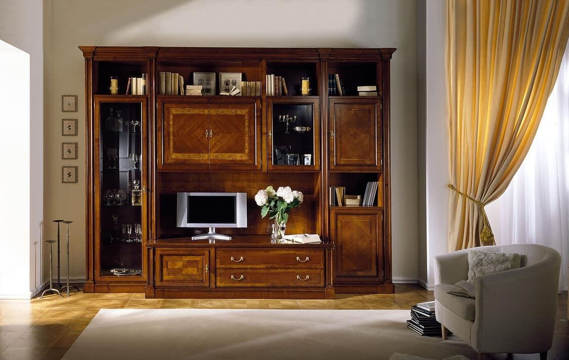 Beautiful mobili in ciliegio moderni images for Mobili da soggiorno moderni