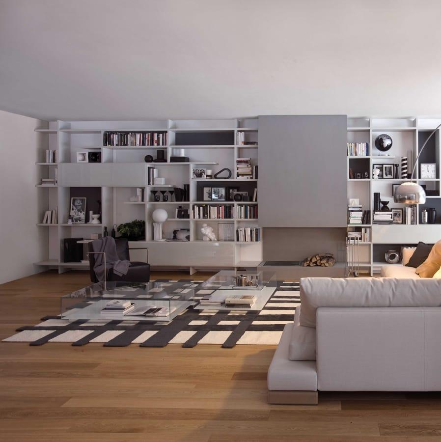 Set Giorno, Mobile per soggiorno, riccamente personalizzabile