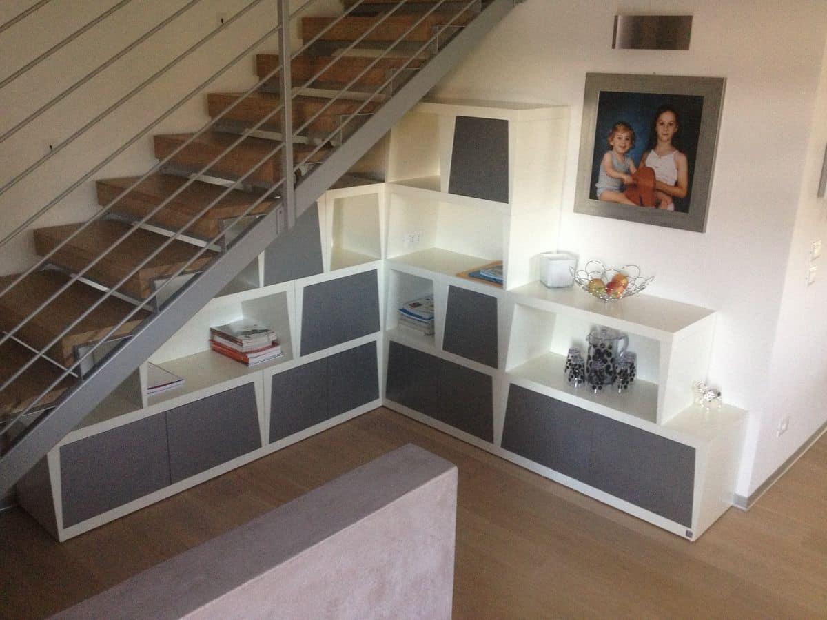 mobili sistemi modulari salotto moderni idfdesign