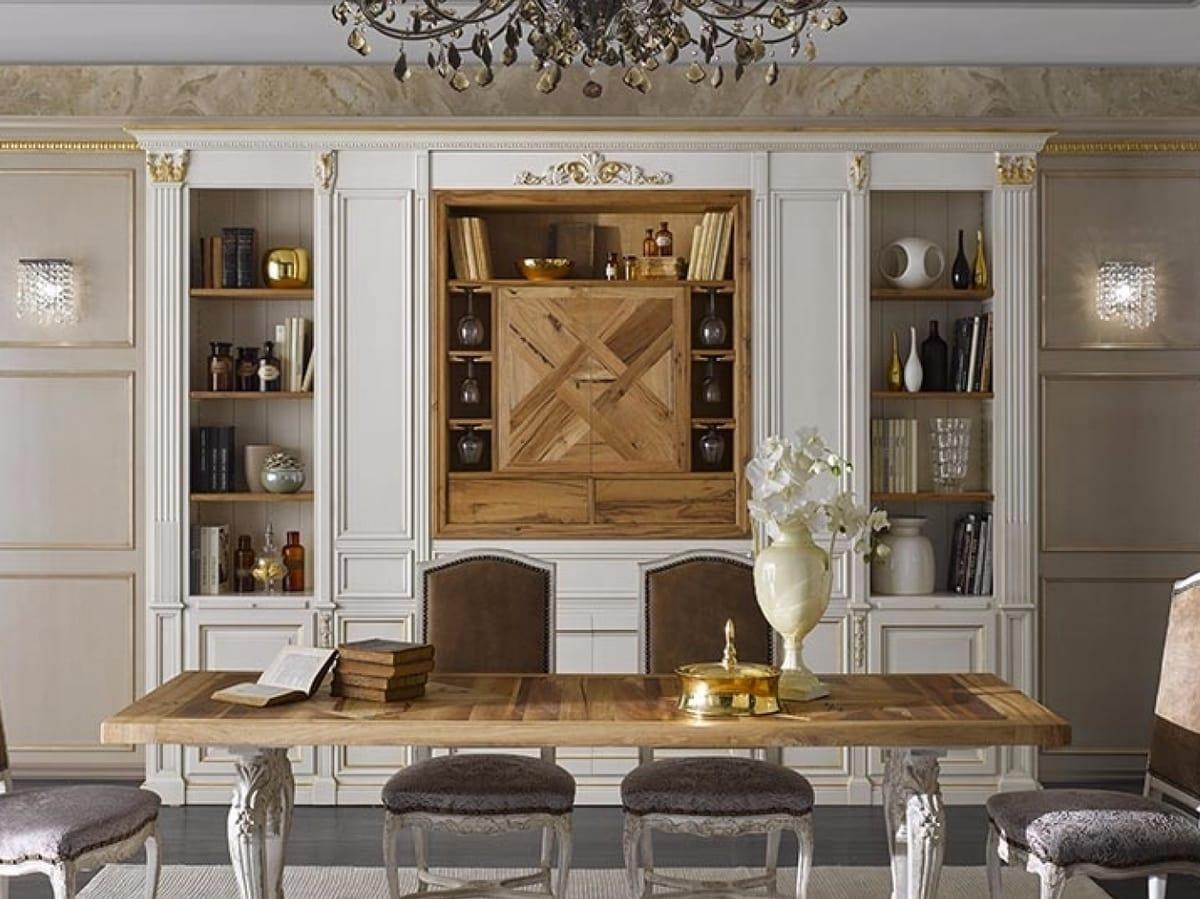 Mobile da salotto in stile classico   IDFdesign