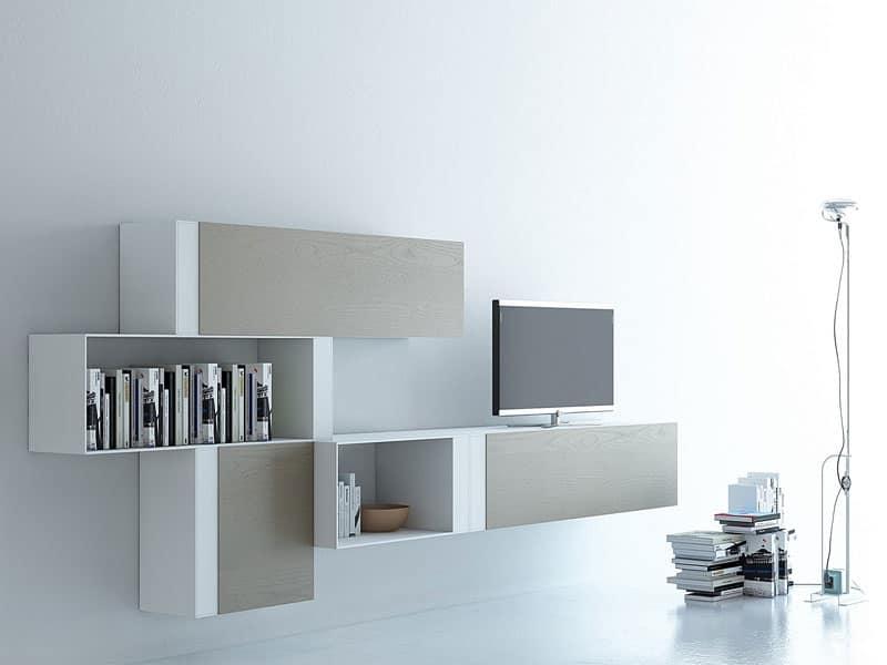 mobili pensili per soggiorno ikea design casa creativa e