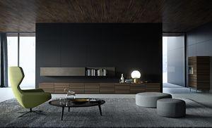 Mobile per soggiorno moderno, alto design, porta tv | IDFdesign