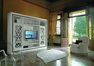 Vienna, Mobile soggiorno con porta Tv