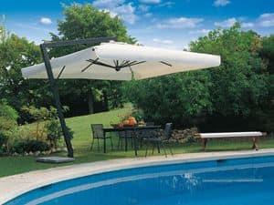 Immagine di Leonardo braccio, ombrelloni moderni