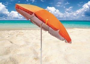 Ombrellone spiaggia con protezione UV Sardegna – SA200UVA, Ombrellone da spiaggia protezione UVA e UVB