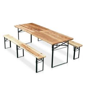 Set panca e tavolo