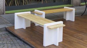 Play Wood, Panchina da giardino componibile