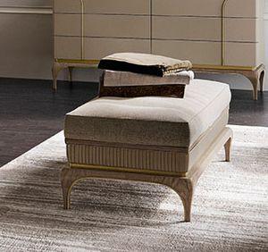 Alexander Art. A35, Panca imbottita per camera da letto