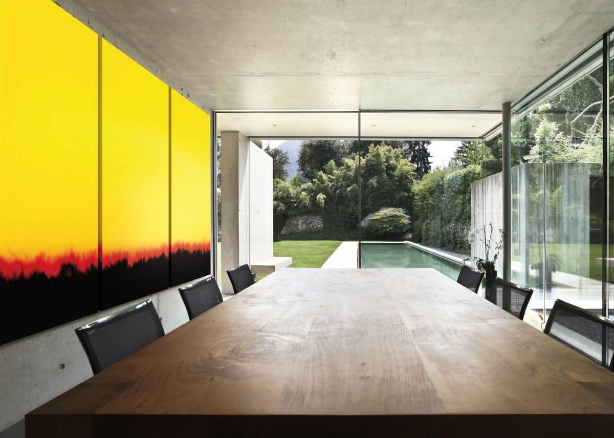 Pannello modulare fonoassorbente e termoisolante - Pannelli decorativi fonoassorbenti ...