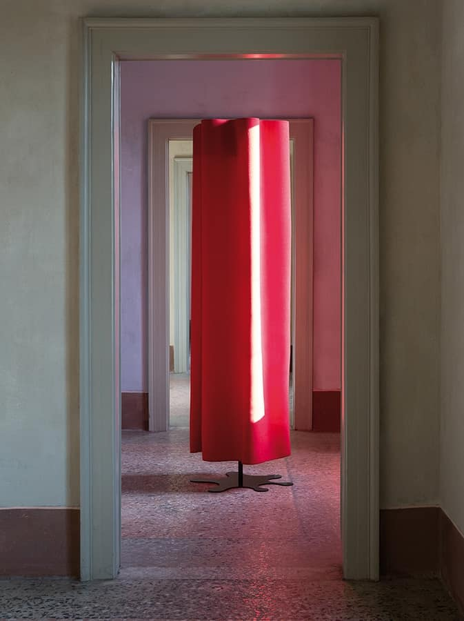 Diesis, Pannelli fonoassorbenti, freestanding o da soffitto