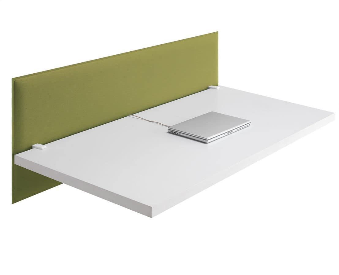 Snowfront, Pannelli divisori, per ottimizzazione del confort acustico