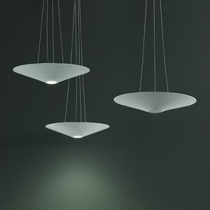 TL, Elemento fonoassorbente a soffitto, con e senza luce