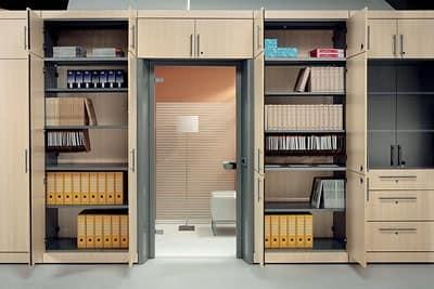 Casa moderna roma italy pareti divisorie giapponesi for Pareti per ufficio