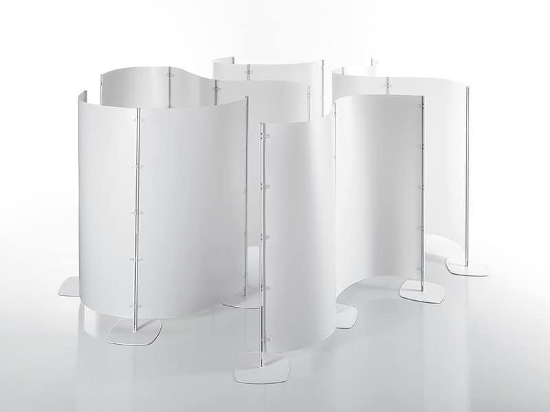 Arianna 2, Pareti divisorie modulari per open space