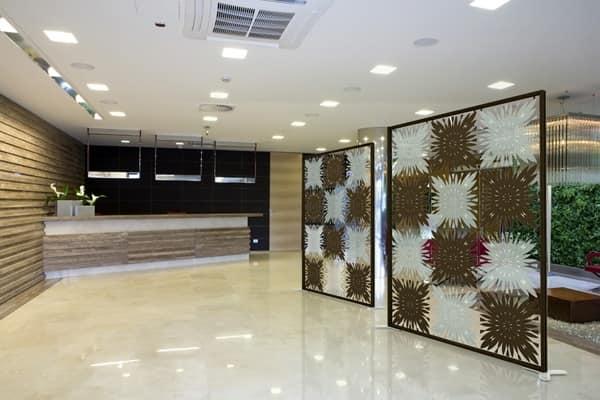 Immagine di Flexi wall, parete divisoria integrata