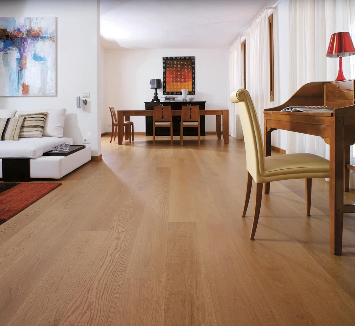 Berti Antico Rovere, Pavimento legno, Pavimento rovere, Parquet prefinito Camera - IDFdesign