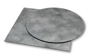 Art. 1050/5 HPL Table top, Piani in HPL per tavoli contract