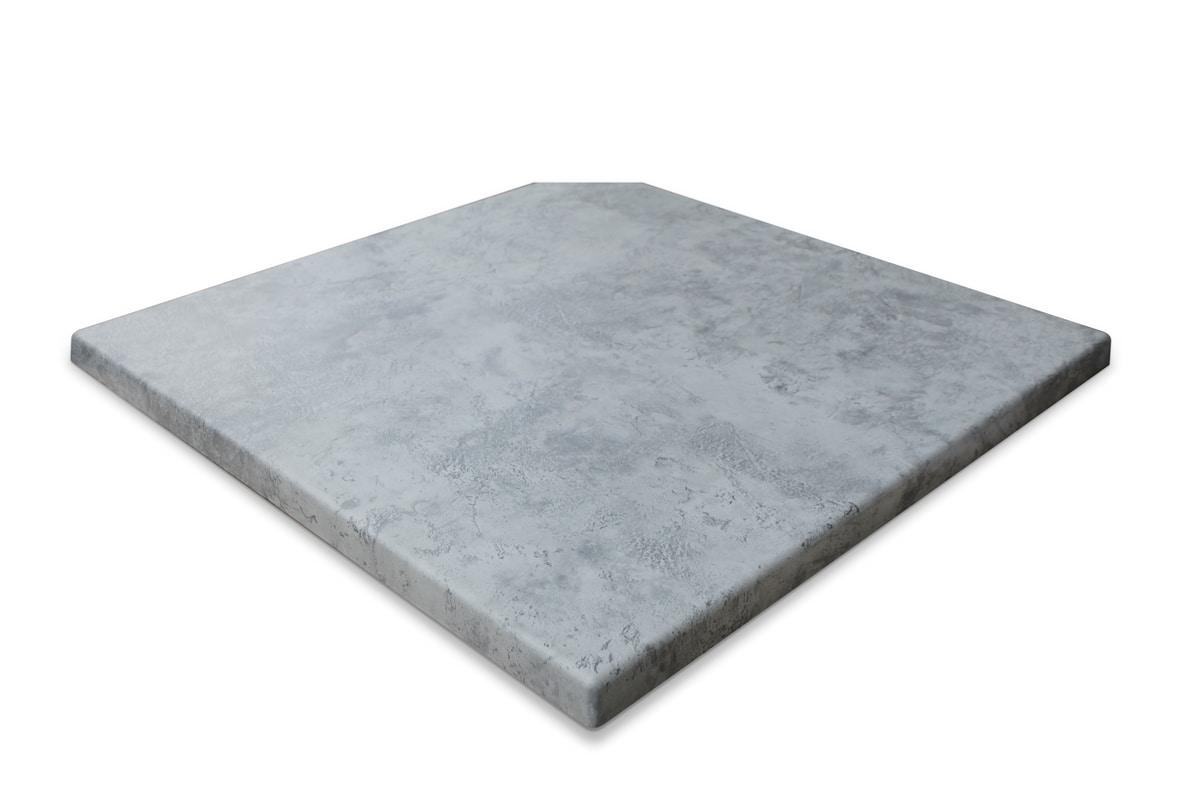 Art. 1100-WE Werzalit, Piano in werzalit per tavolini da interno ed esterno