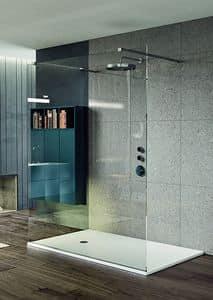 Naos, Piatto doccia disponibile in varie finiture