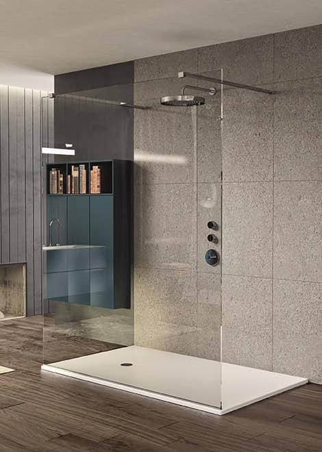 Piatto doccia disponibile in varie finiture idfdesign - Immagini accessori bagno ...