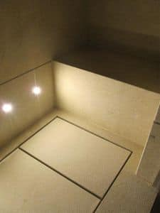 Immagine di Piatto doccia 002, ideale per spa
