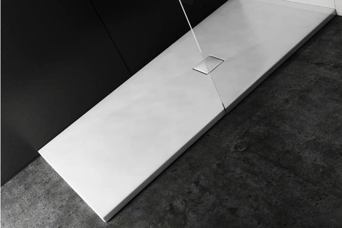 Piatto doccia realizzato in ceramica di prima scelta - Piatto doccia 140x90 ...