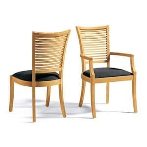 Immagine di RENE', sedia legno