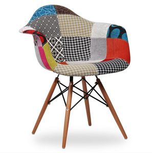 646 SMALL ARMCHAIR, Poltroncine patchwork