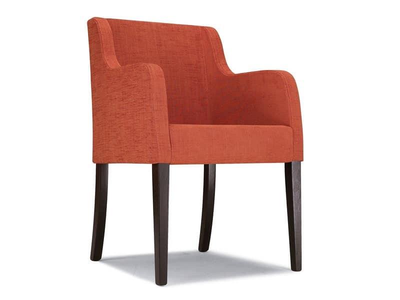 Casa immobiliare accessori sedie con braccioli for Sedie con braccioli