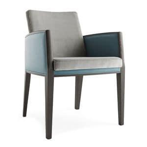 Immagine di Newport 01831, sedie-con-braccioli-moderne