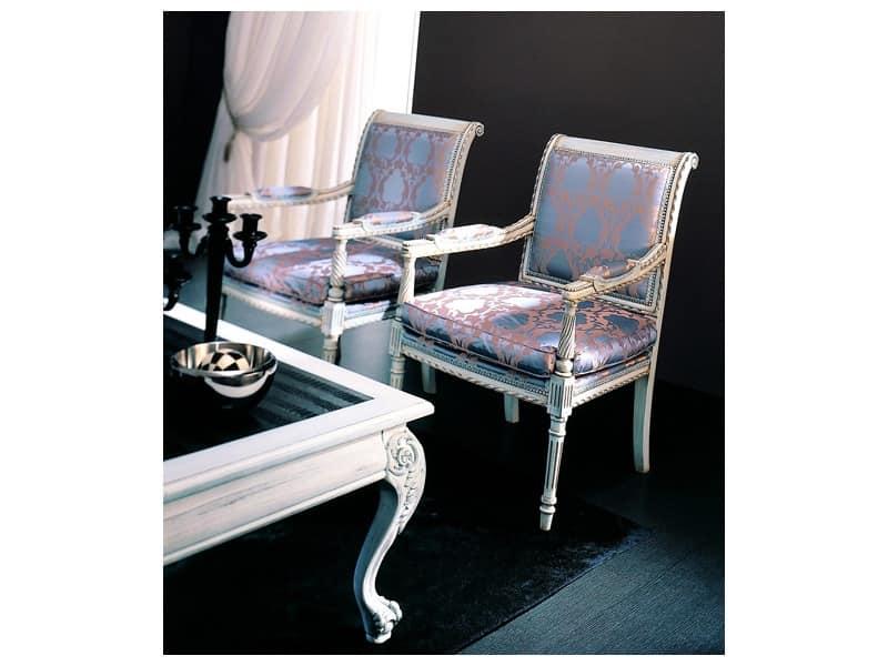 Sedute Poltroncine Classiche ed in stile in stile IDF