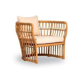 Immagine di Panama 573 poltrona, sedie-moderne