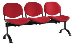 Conferenza panca, Seduta su barra per aree attesa, in varie versioni