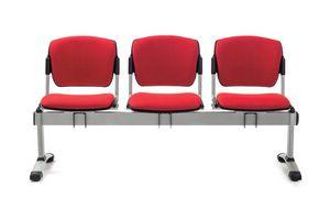 Dora 3153, Seduta su barra con sedile imbottito
