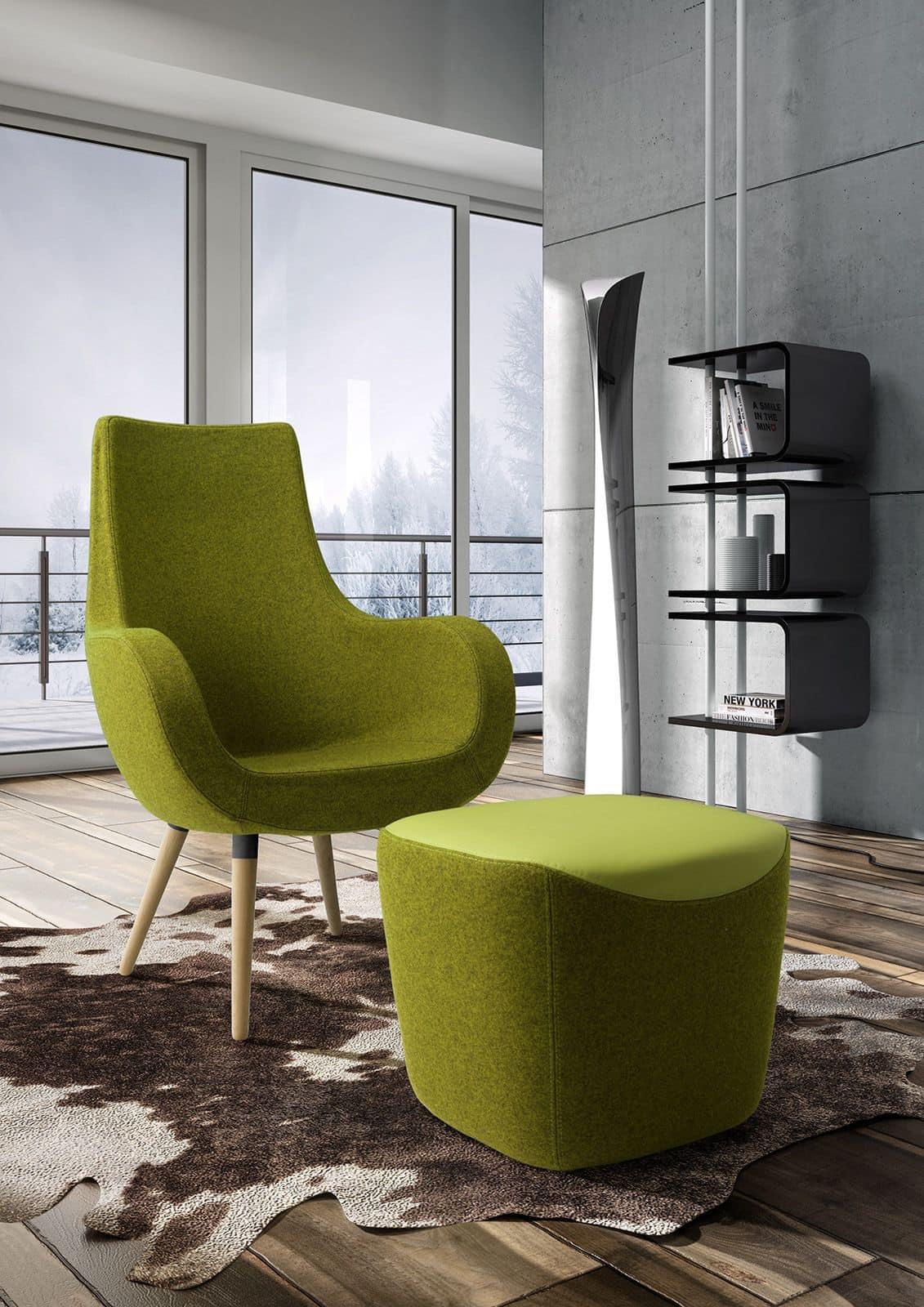 Poltrone moderne da salotto idee creative su interni e - Poltrone da camera moderne ...