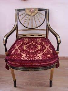 Arredo sedie classico ed in stile idfdesign for Galimberti case legno