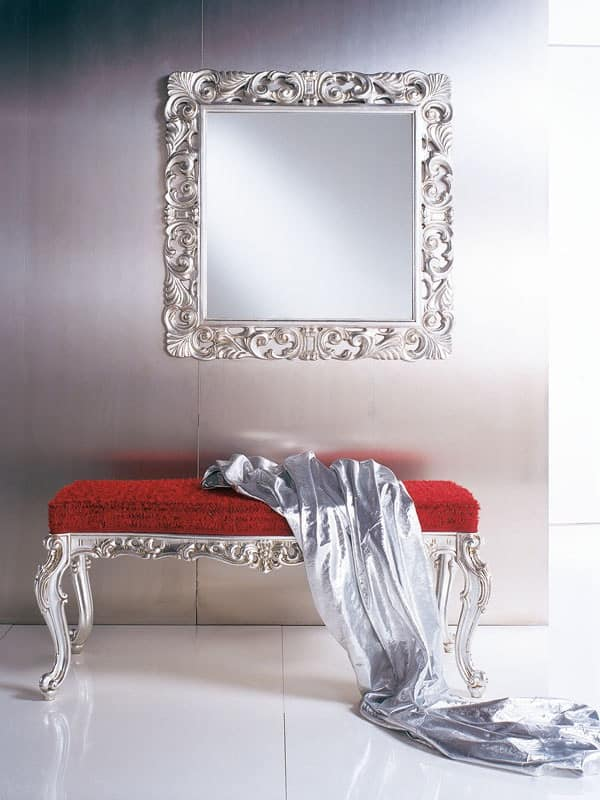 Alkymist, Poltrona classica di lusso, dal forte impatto visivo