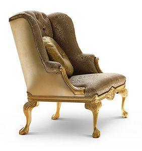 1754/A, Poltrone con decoro lussuoso