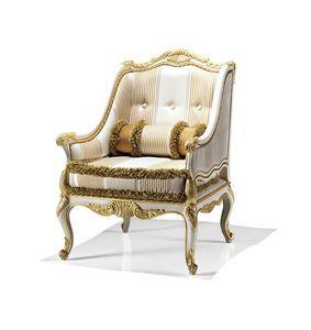 1755/A, Poltrone lussuose ed avvolgenti per suite d'albergo