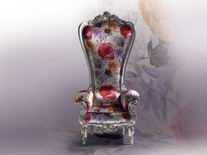 Immagine di B/110/4 The Throne, poltrone in stile classico