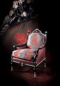 Conversation 97, Poltrona imbottita per ambienti classici di lusso