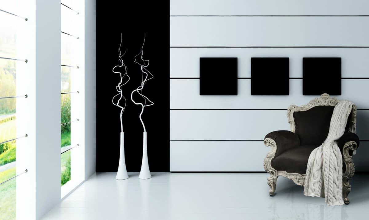 poltrone in stile barocco moderne : Poltrona classica in stile new barocco adatta per hotel IDFdesign