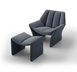 Hirundo, Poltrona design, per aree relax