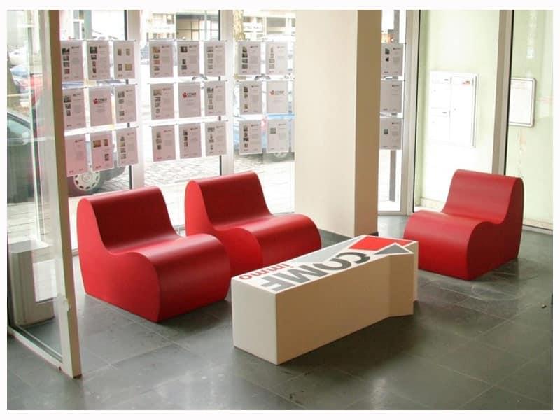 Imbottiti divani poltrone design moderno idf - Poltrone moderne design ...