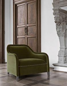 Arp�ge Eleve poltrona, Poltrona in equilibrio tra design e classicit�