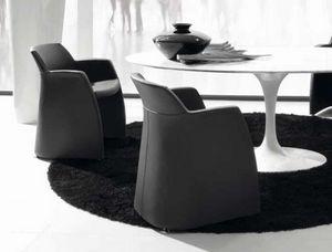 Grey-S, Elegante poltroncina per sala riunioni
