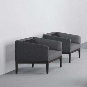 Life poltrona, Poltrona minimale, per spazi lounge