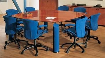 Sedie manageriali open space idfdesign for Fenice design sedie ufficio