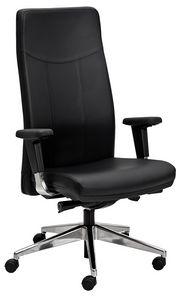 Oxford alta, Poltrona ufficio con seduta e schienale regolabili